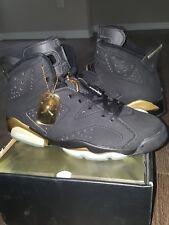 Air Jordan 6 DMP size 9. Brand new and DS. Gold Black