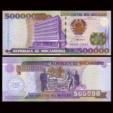 Mozambique 500000 Meticais, 2003, P-142, HA prefix, UNC