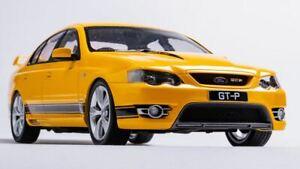 Biante 1/18 FPV (Ford Performance Vehicles) BF GT-P Mk I Rapid Yellow L/E MiB