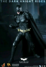 Hot Toys DX12 DARK KNIGHT RISES BATMAN Bruce Wayne NEW DX 12 US Seller Returns