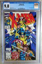 X-Men #20 Psylocke Marvel 1993 CGC 9.8 NM/MT White Pages Comic Q0157
