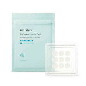 INNISFREE Bija Trouble Focusing Patch - 1pack (9patches) + Gift