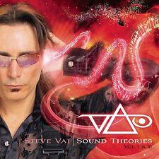 Steve Vai - Sound Theories Vol.1 & II  | Doppel-CD OVP