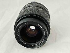 Olympus OM Fit ~ Sigma 28-70mm F3.5-4.5 M/F Zoom Lens - Crystal Clear Optics