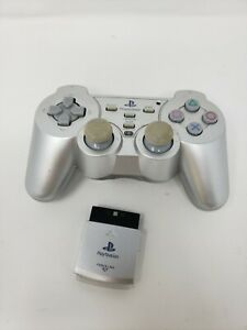 Playstation 2 PS2 ForceLink Wireless Force 2 Controller with Dongle CLEAN A2