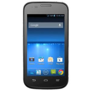 ZTE Concord II Z730 - 4GB - Black (MetroPCS) Smartphone