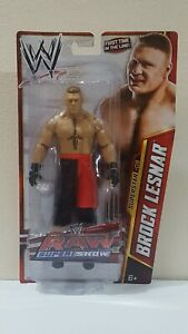 """BROCK LESNAR"" - WWE Raw Supershow Superstar #08 - Brand New. Unopened."