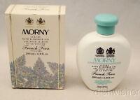 Morny England FRENCH FERN Luxury Bath & Shower Gel 200 ml, 6.8 oz. NEW NIB Vintg