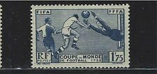 France SC 349 World Cup Soccer Championship MNH 1938