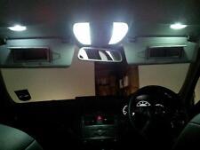 Mercedes E Class Coupe Xenon White LED Interior lights Bulbs Kit - W212 E-Class