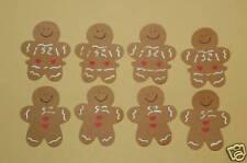Cricut Christmas Gingerbread Boy, Girl Die Cut/Cuts