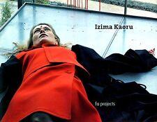 Kaoru Izima Book Japanese Photos 2000-2001 Comme des Garcons Yohji Yamamoto