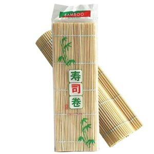 Japanese Bamboo Sushi Mat Rolling Maker Maki Roll Rice