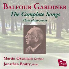 Gardiner / Oxenham / Beatty - Complete Songs [New CD]