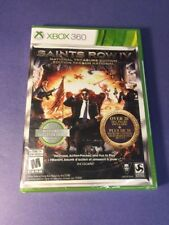 Saints Row IV [ National Treasure Edition ] (XBOX 360 / XBOX ONE) NEW