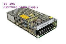 Universal 5V 20A Switching Power Supply Driver For LED Strip
