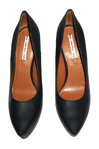 New &Other stories black women's heel shoes Size 41, 100% leather 0207523001