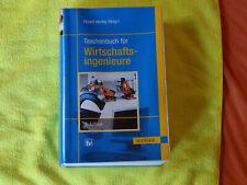 Taschenbuch für Wirtschaftsingenieure Ekbert Hering (Hrsg.)