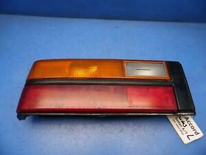 81-83 Honda Accord OEM Left driver side taillight tail light STOCK 4 door *flaw