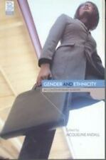 GENDER AND ETHNICITY IN CONTEMPORARY EUROPE - NEW HARDCOVER BOOK
