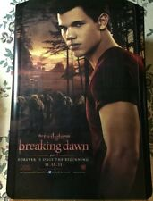 BREAKING DAWN PART 1 Authentic 27x40 D/S Movie Poster.