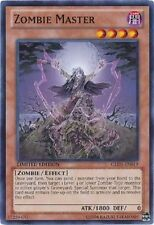 Zombie Master - GLD5-EN019 - Common Limited edition