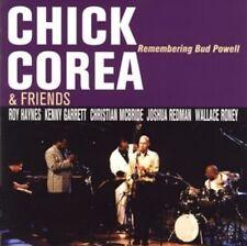 DTS CD: CHICK COREA & FRIENDS Remembering Bud Powell NM (20 bit/5.1 channel)