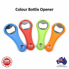 1x Colour Bottle Drink Opener Top Bar Soda Flat Home Tool Simple Good Grip Wall