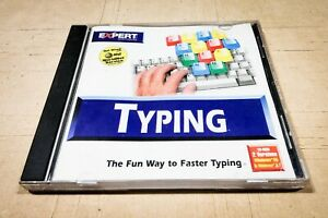 EXPERT SOFTWARE TYPING - SKYTRAIL INTERACTIVE - WINDOWS 95/3.1