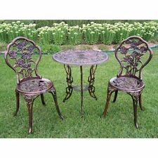 green wrought iron patio furniture. oakland living wrought iron outdoor furniture sets green patio