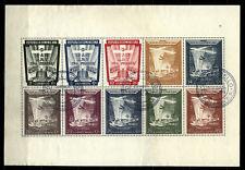 [Z5] Dominicana 1953 Mi sheet 2 Columbus Mausoleum (1)