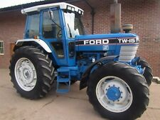 FORD TW 5 TW 15 TW 25 & TW 35 Tracteurs workshop manual