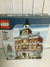 Lego Creator Town Hall Set # (10224) Brand NEW & Sealed see photo LOCAL PICK-UP