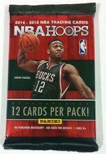 Panini Hoops 2014/15 NBA Basketball Cards Pack Sealed