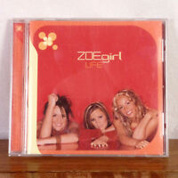 ZOEGirl Life Christian Gospel Religious & Devotional CD 2001 Sparrow Playgraded
