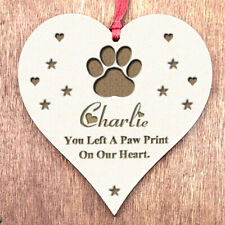 Personalised Dog Cat Puppy Gifts Christmas Decoration Pets Memorial Bauble D4