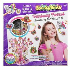 Shrinky Dinks-398W-Shrinky Dinks Fantasy Forest New