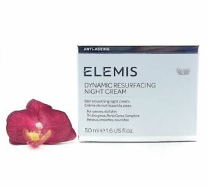 Elemis Dynamic Resurfacing Night Cream - Skin Smoothing Night Cream 50ml