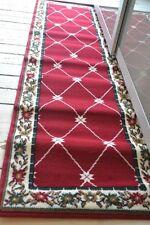 Floral Hallway Rug & Carpet Runners