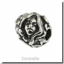 Authentic Trollbeads Sterling Silver 11408 Thumbelina :1
