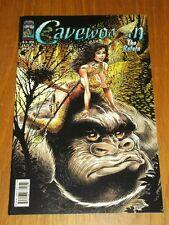 CAVEWOMAN RETURN #4 BASEMENT COMICS AMRYL ENTERTAINMENT