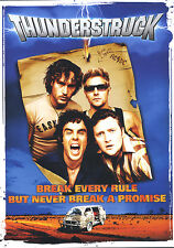 Thunderstruck (DVD) **New**