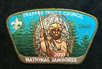 TRAPPER TRAILS COUNCIL UT OA AWAXAAWE AWACHIA LODGE 535 2010 JAMBOREE STAFF JSP