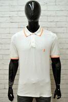 Polo Uomo REFRIGUE Taglia Size XL Maglia Maglietta Shirt Man Manica Corta Cotone