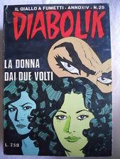 DIABOLIK anno XIV n°25  [G312]