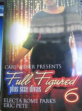 Full Figured 6 Pluz Size Divas by Parks hard cover new Book Club edition