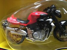 RARE 1:18 2001 MV AUGUSTA Brutale Diecast plastic toy Motorcycle Maisto