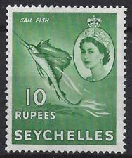Elizabeth II (1952-Now) Cats Seychellois Stamps (Pre-1976)