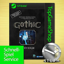 ⭐️ Gothic Universe Edition 1 + 2 + 3 PC Steam Key Code MULTI [Blitzversand] ⭐️