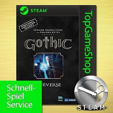 ⭐️ Gothic Universe Edition 1 + 2 + 3 PC Steam Key Code MULTI [Blitzversand] ⭐️